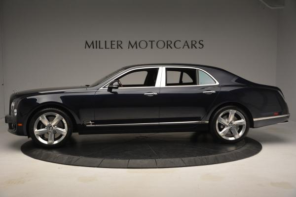 Used 2016 Bentley Mulsanne Speed for sale Sold at Alfa Romeo of Westport in Westport CT 06880 3