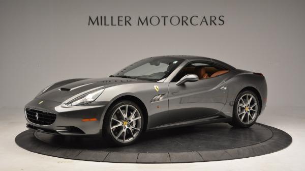 Used 2011 Ferrari California for sale Sold at Alfa Romeo of Westport in Westport CT 06880 13