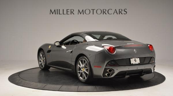Used 2011 Ferrari California for sale Sold at Alfa Romeo of Westport in Westport CT 06880 16