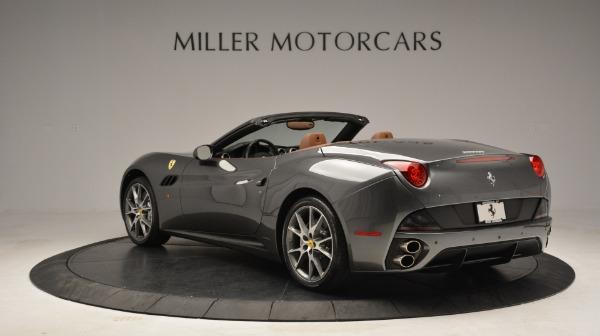 Used 2011 Ferrari California for sale Sold at Alfa Romeo of Westport in Westport CT 06880 5