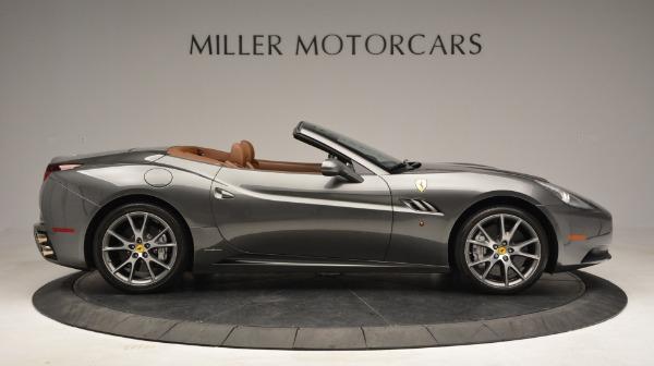 Used 2011 Ferrari California for sale Sold at Alfa Romeo of Westport in Westport CT 06880 8