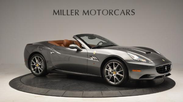 Used 2011 Ferrari California for sale Sold at Alfa Romeo of Westport in Westport CT 06880 9