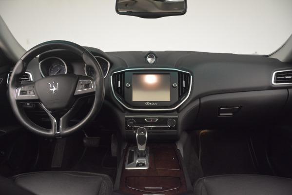 Used 2015 Maserati Ghibli S Q4 for sale Sold at Alfa Romeo of Westport in Westport CT 06880 17