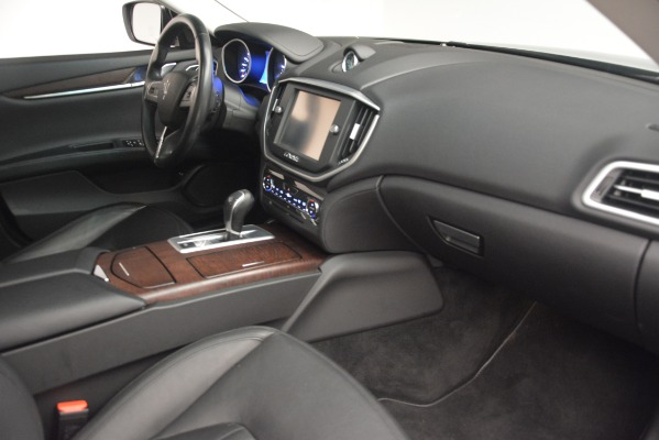 Used 2015 Maserati Ghibli S Q4 for sale Sold at Alfa Romeo of Westport in Westport CT 06880 18