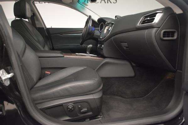 Used 2015 Maserati Ghibli S Q4 for sale Sold at Alfa Romeo of Westport in Westport CT 06880 20