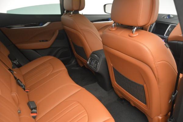 New 2019 Maserati Levante Q4 for sale $61,900 at Alfa Romeo of Westport in Westport CT 06880 26