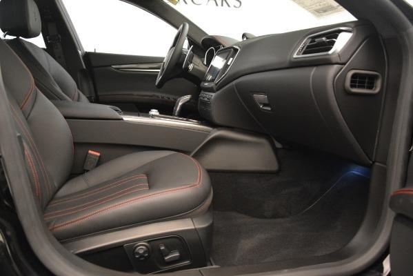 New 2019 Maserati Ghibli S Q4 for sale Sold at Alfa Romeo of Westport in Westport CT 06880 23