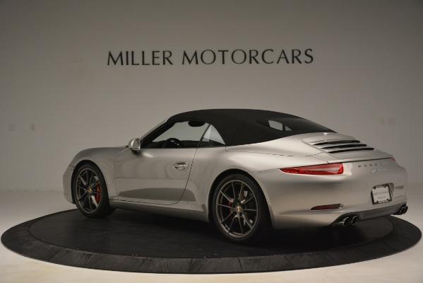 Used 2013 Porsche 911 Carrera S for sale Sold at Alfa Romeo of Westport in Westport CT 06880 16