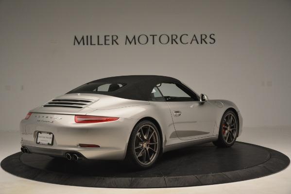 Used 2013 Porsche 911 Carrera S for sale Sold at Alfa Romeo of Westport in Westport CT 06880 17