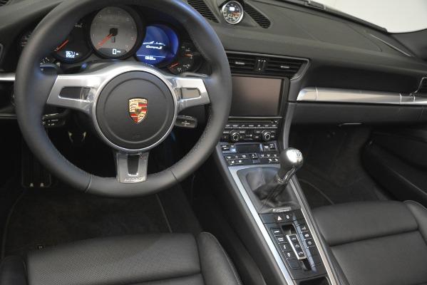 Used 2013 Porsche 911 Carrera S for sale Sold at Alfa Romeo of Westport in Westport CT 06880 23