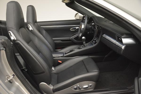 Used 2013 Porsche 911 Carrera S for sale Sold at Alfa Romeo of Westport in Westport CT 06880 25