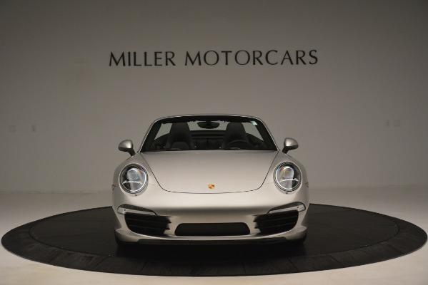 Used 2013 Porsche 911 Carrera S for sale Sold at Alfa Romeo of Westport in Westport CT 06880 7