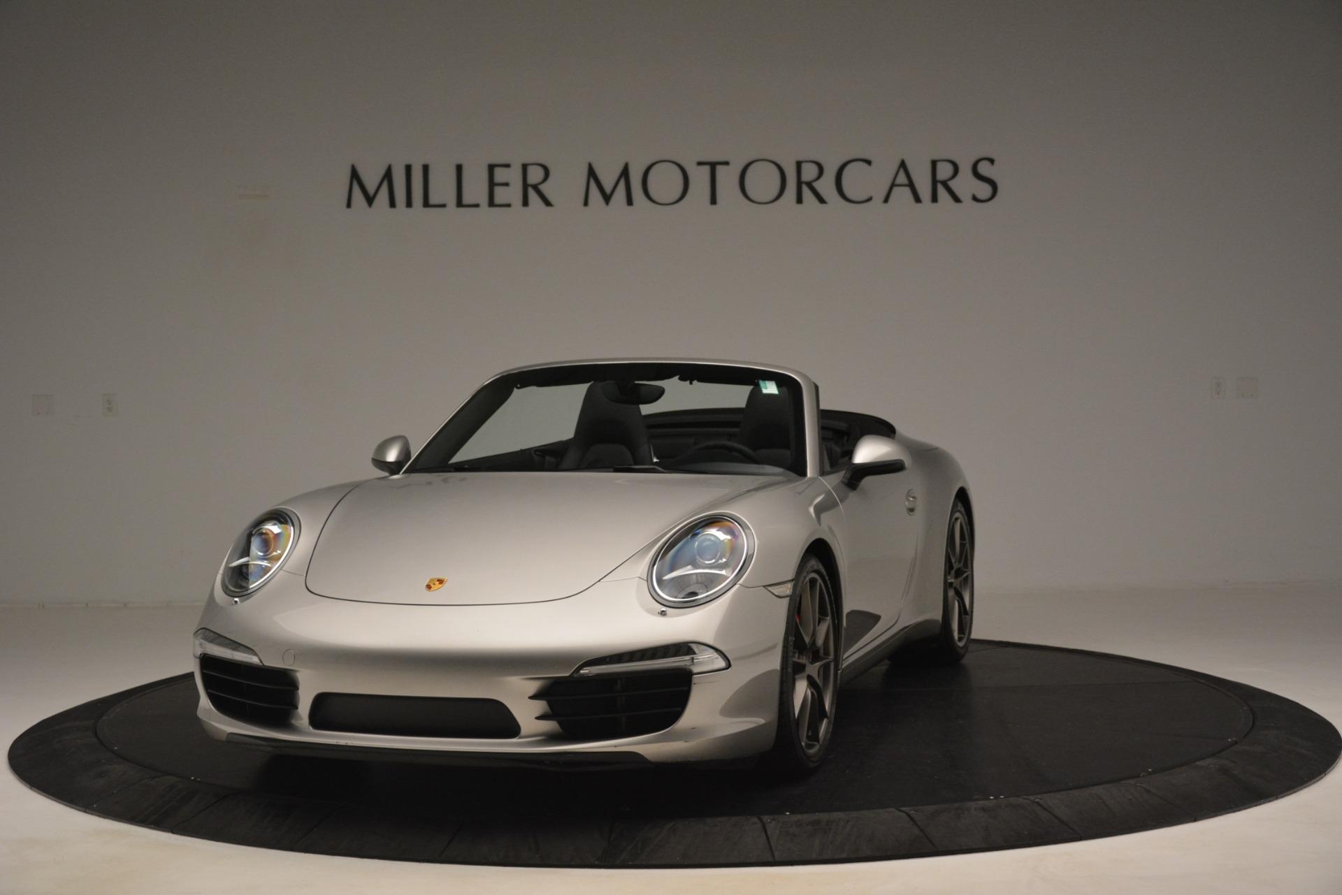 Used 2013 Porsche 911 Carrera S for sale Sold at Alfa Romeo of Westport in Westport CT 06880 1