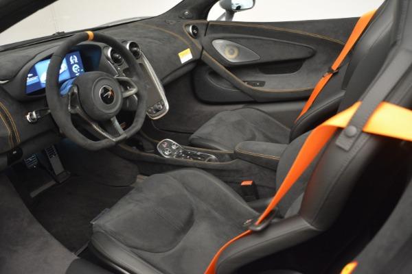 New 2020 McLaren 600LT Spider Convertible for sale Sold at Alfa Romeo of Westport in Westport CT 06880 24