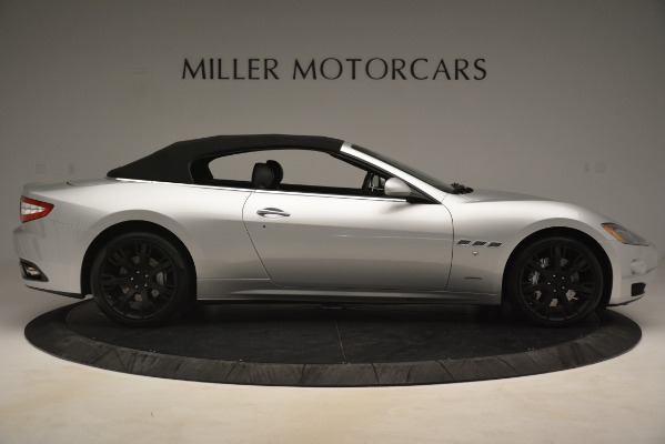 Used 2016 Maserati GranTurismo for sale Sold at Alfa Romeo of Westport in Westport CT 06880 17