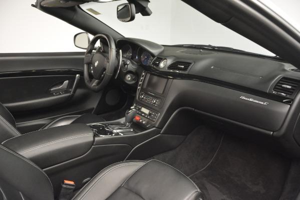 Used 2016 Maserati GranTurismo for sale Sold at Alfa Romeo of Westport in Westport CT 06880 24