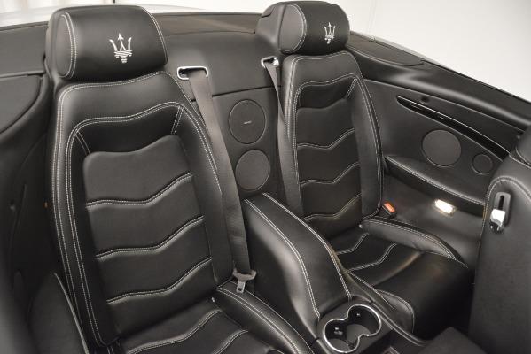 Used 2016 Maserati GranTurismo for sale Sold at Alfa Romeo of Westport in Westport CT 06880 27