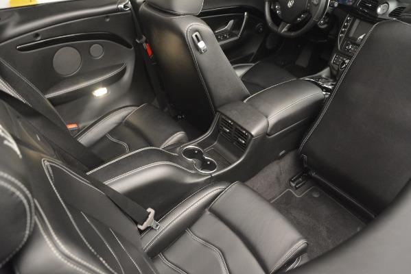 Used 2016 Maserati GranTurismo for sale Sold at Alfa Romeo of Westport in Westport CT 06880 28