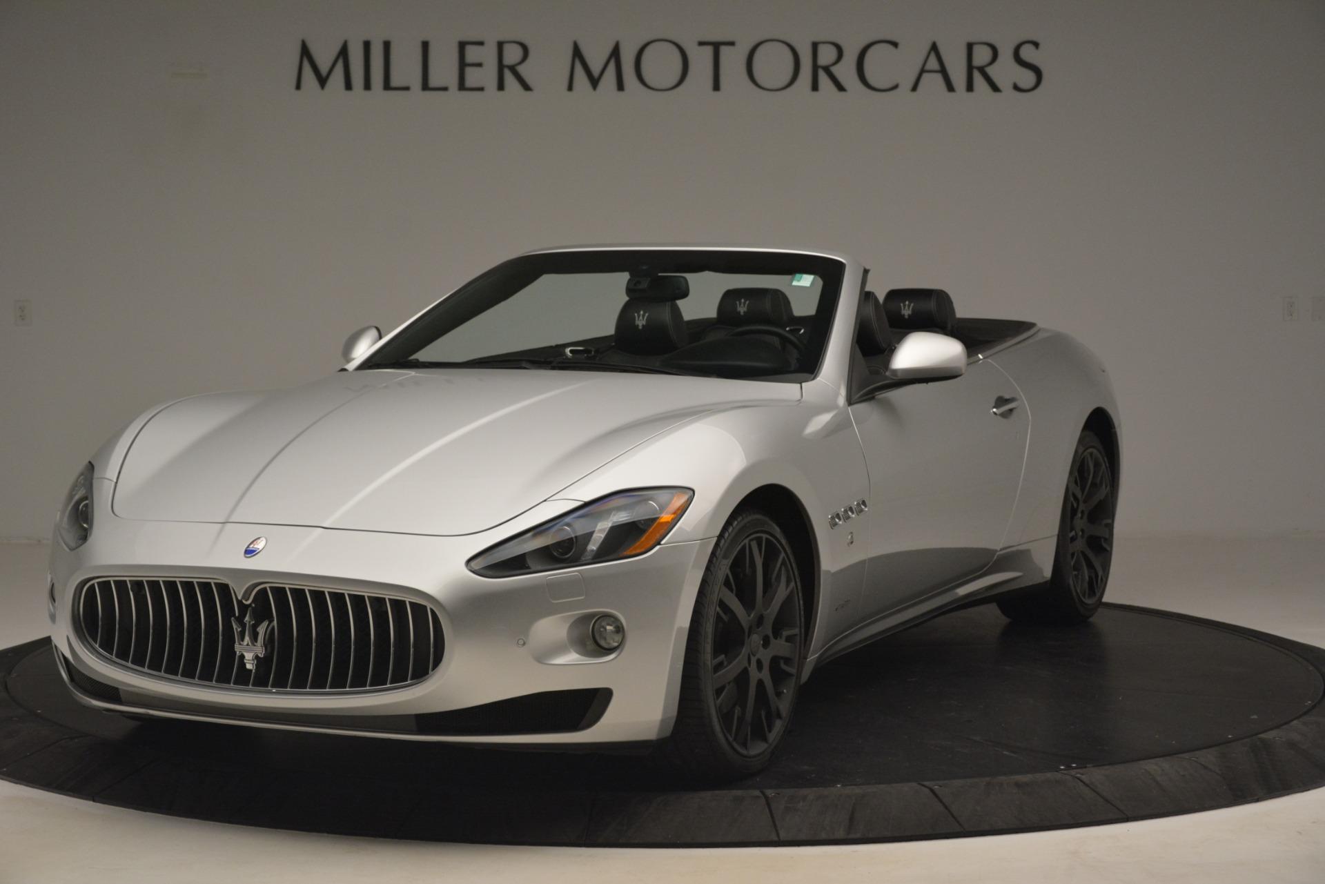 Used 2016 Maserati GranTurismo for sale Sold at Alfa Romeo of Westport in Westport CT 06880 1