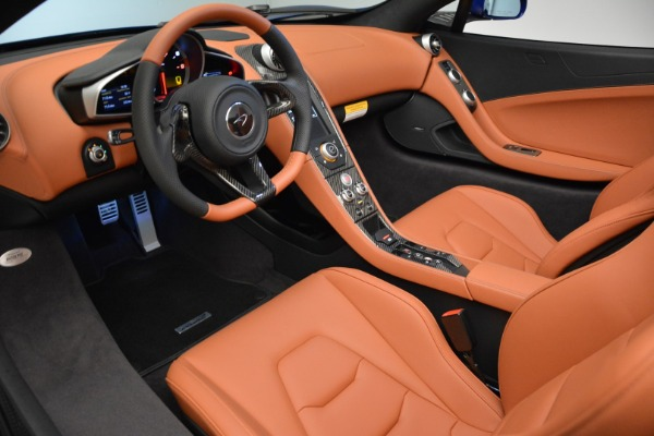 Used 2015 McLaren 650S Spider Convertible for sale Sold at Alfa Romeo of Westport in Westport CT 06880 22