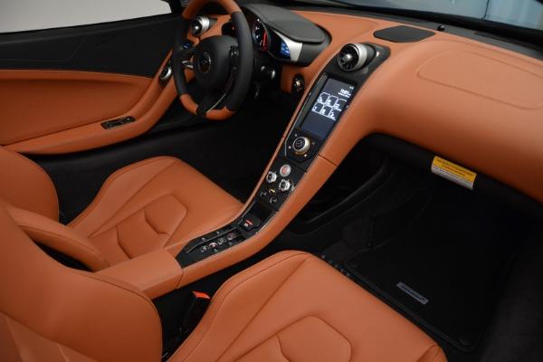 Used 2015 McLaren 650S Spider Convertible for sale Sold at Alfa Romeo of Westport in Westport CT 06880 25