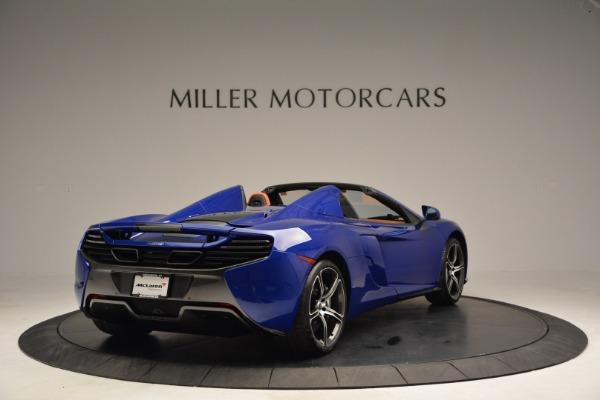 Used 2015 McLaren 650S Spider Convertible for sale Sold at Alfa Romeo of Westport in Westport CT 06880 7