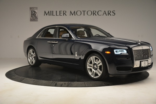 Used 2015 Rolls-Royce Ghost for sale Sold at Alfa Romeo of Westport in Westport CT 06880 14