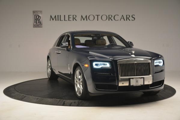 Used 2015 Rolls-Royce Ghost for sale Sold at Alfa Romeo of Westport in Westport CT 06880 15