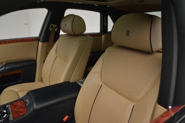 Used 2015 Rolls-Royce Ghost for sale Sold at Alfa Romeo of Westport in Westport CT 06880 16