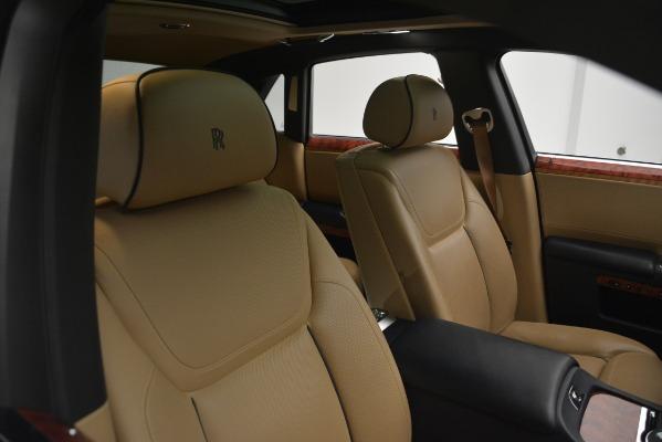 Used 2015 Rolls-Royce Ghost for sale Sold at Alfa Romeo of Westport in Westport CT 06880 17