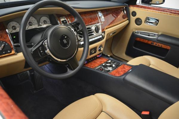 Used 2015 Rolls-Royce Ghost for sale Sold at Alfa Romeo of Westport in Westport CT 06880 22