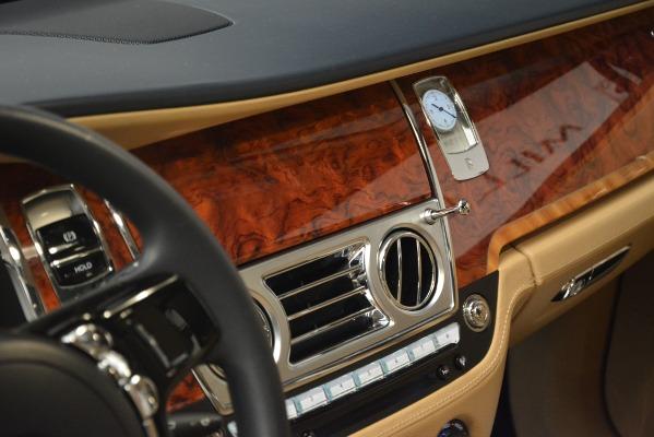 Used 2015 Rolls-Royce Ghost for sale Sold at Alfa Romeo of Westport in Westport CT 06880 26