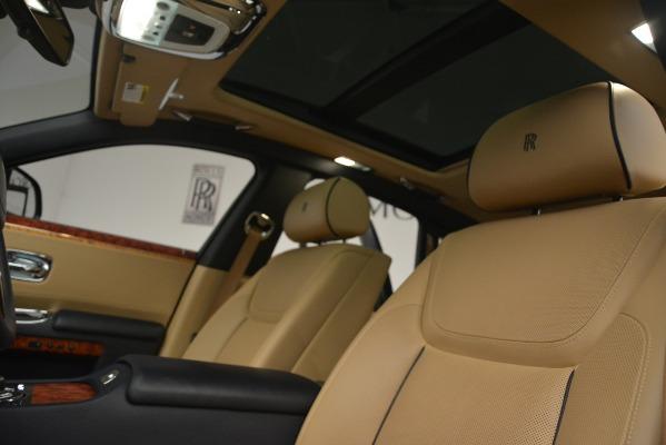 Used 2015 Rolls-Royce Ghost for sale Sold at Alfa Romeo of Westport in Westport CT 06880 27