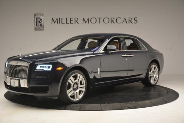 Used 2015 Rolls-Royce Ghost for sale Sold at Alfa Romeo of Westport in Westport CT 06880 4