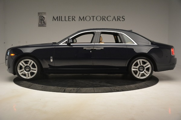 Used 2015 Rolls-Royce Ghost for sale Sold at Alfa Romeo of Westport in Westport CT 06880 5
