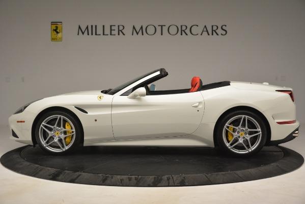 Used 2016 Ferrari California T for sale Sold at Alfa Romeo of Westport in Westport CT 06880 3