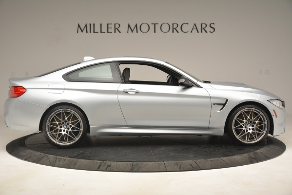 Used 2017 BMW M4 Competition PKG for sale Sold at Alfa Romeo of Westport in Westport CT 06880 10