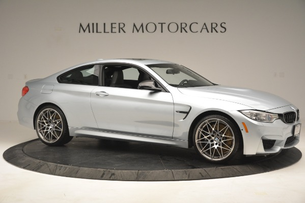 Used 2017 BMW M4 Competition PKG for sale Sold at Alfa Romeo of Westport in Westport CT 06880 11