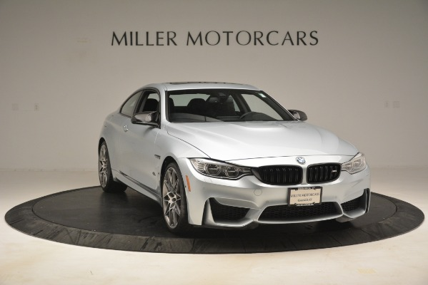 Used 2017 BMW M4 Competition PKG for sale Sold at Alfa Romeo of Westport in Westport CT 06880 12