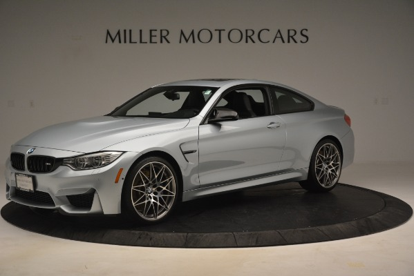 Used 2017 BMW M4 Competition PKG for sale Sold at Alfa Romeo of Westport in Westport CT 06880 2
