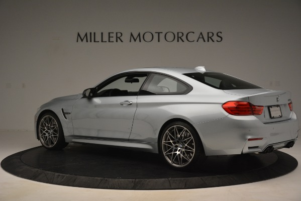 Used 2017 BMW M4 Competition PKG for sale Sold at Alfa Romeo of Westport in Westport CT 06880 4