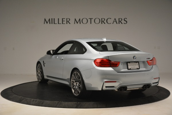 Used 2017 BMW M4 Competition PKG for sale Sold at Alfa Romeo of Westport in Westport CT 06880 5