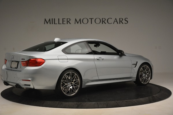Used 2017 BMW M4 Competition PKG for sale Sold at Alfa Romeo of Westport in Westport CT 06880 9
