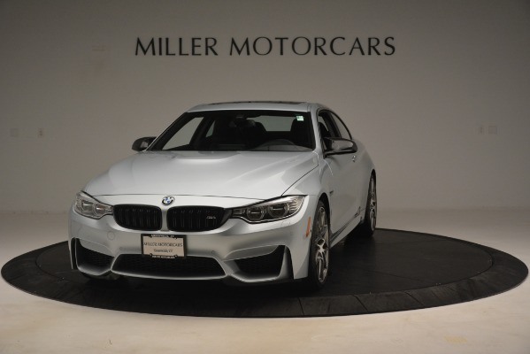 Used 2017 BMW M4 Competition PKG for sale Sold at Alfa Romeo of Westport in Westport CT 06880 1