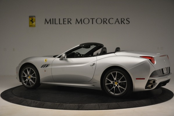 Used 2012 Ferrari California for sale Sold at Alfa Romeo of Westport in Westport CT 06880 4