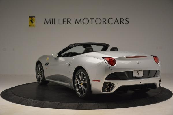 Used 2012 Ferrari California for sale Sold at Alfa Romeo of Westport in Westport CT 06880 5