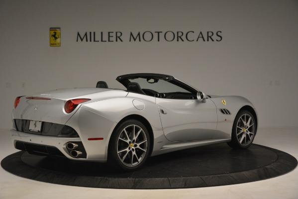 Used 2012 Ferrari California for sale Sold at Alfa Romeo of Westport in Westport CT 06880 8