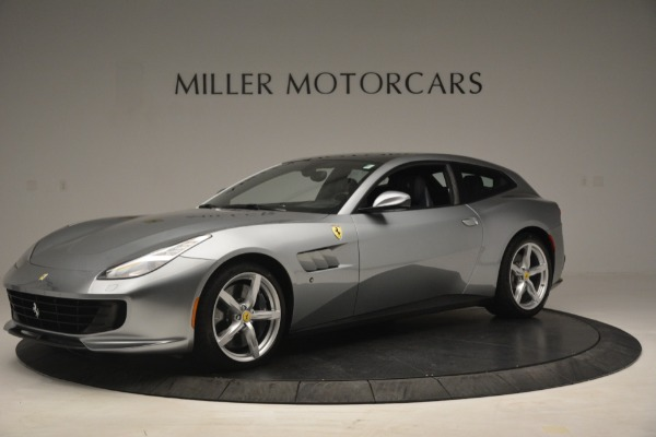 Used 2017 Ferrari GTC4Lusso for sale Sold at Alfa Romeo of Westport in Westport CT 06880 2