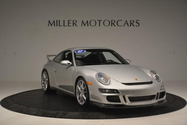 Used 2007 Porsche 911 GT3 for sale Sold at Alfa Romeo of Westport in Westport CT 06880 11