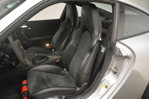 Used 2007 Porsche 911 GT3 for sale Sold at Alfa Romeo of Westport in Westport CT 06880 16